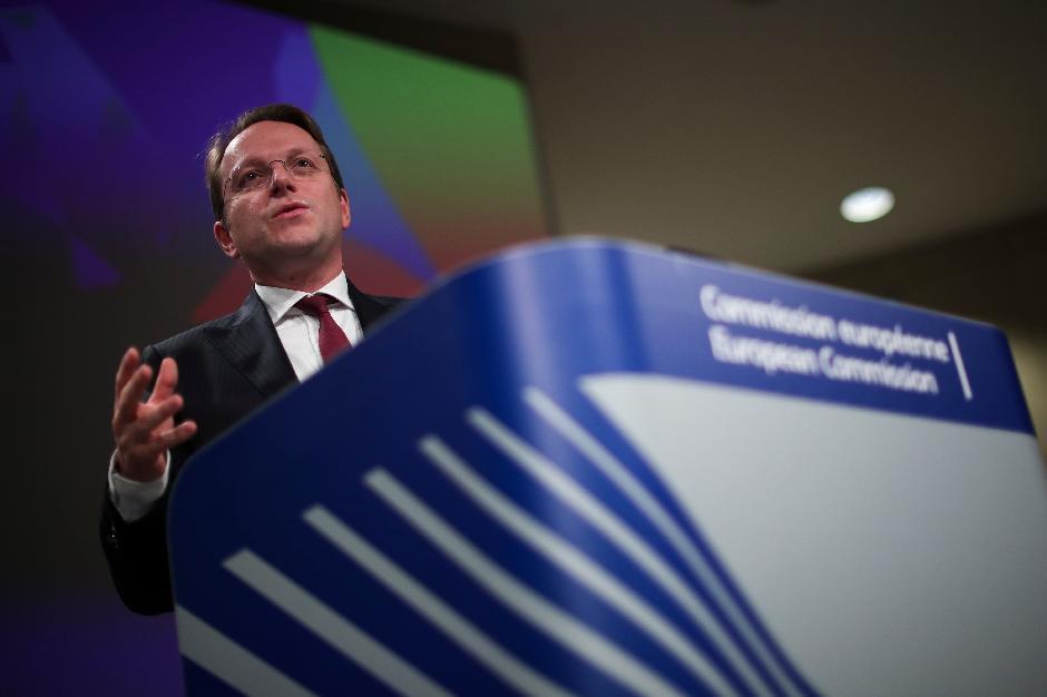 Varhelji: Lajčak dobar izbor za izaslanika EU za dijalog