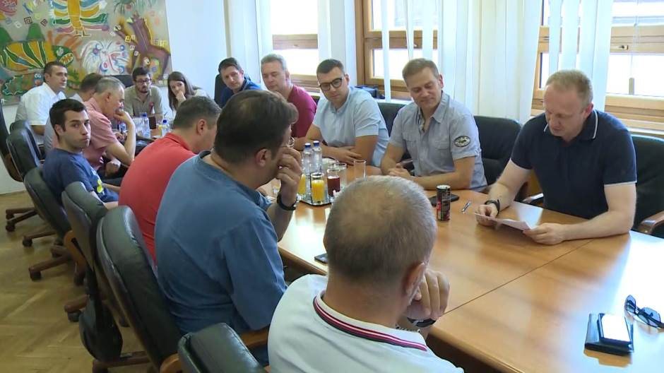 Sastanak opozicije počeo u Beogradu