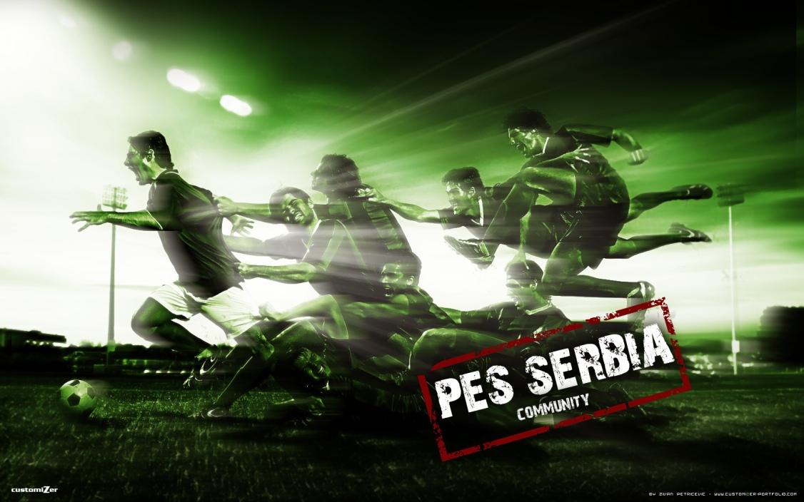 Reprezentacija Srbija vicešampion Evrope u PES-u