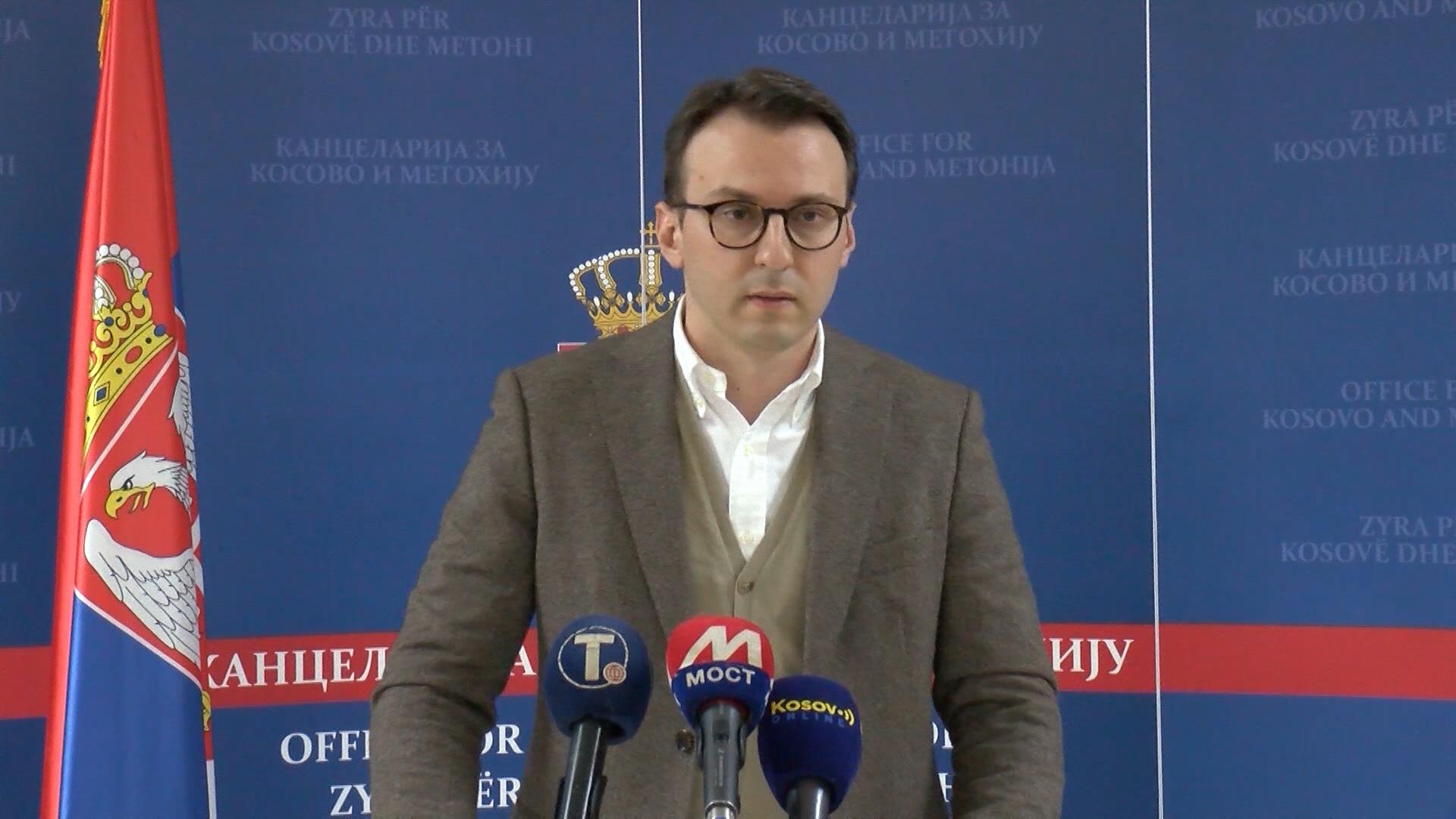 Petković: Ni Srbija, ni Vučić ništa nisu predali Prištini, Severu KiM neće biti prekinuto snabdevanje strujom (video)