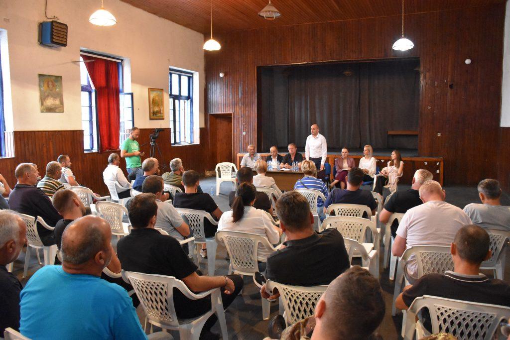 Goraždevac: Javna debata o budžetu Opštine Peć za narednu godinu