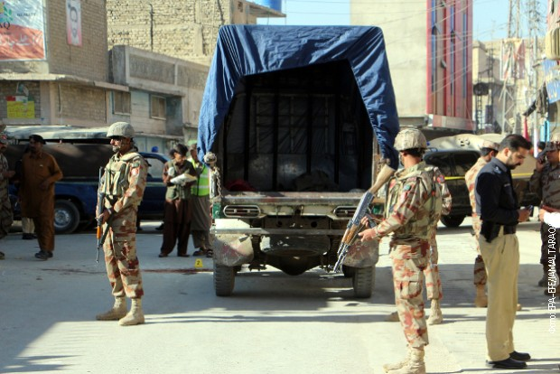 Pakistan: Napadači oteli autobus i ubili 14 putnika