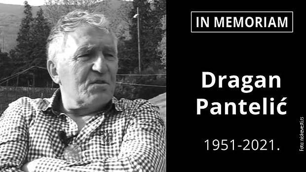Preminuo legendarni golman Dragan Pantelić