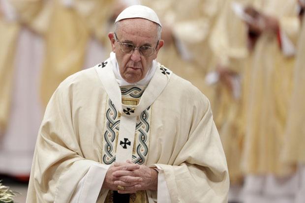 Papa uputio poruku Bajdenu nakon inauguracije