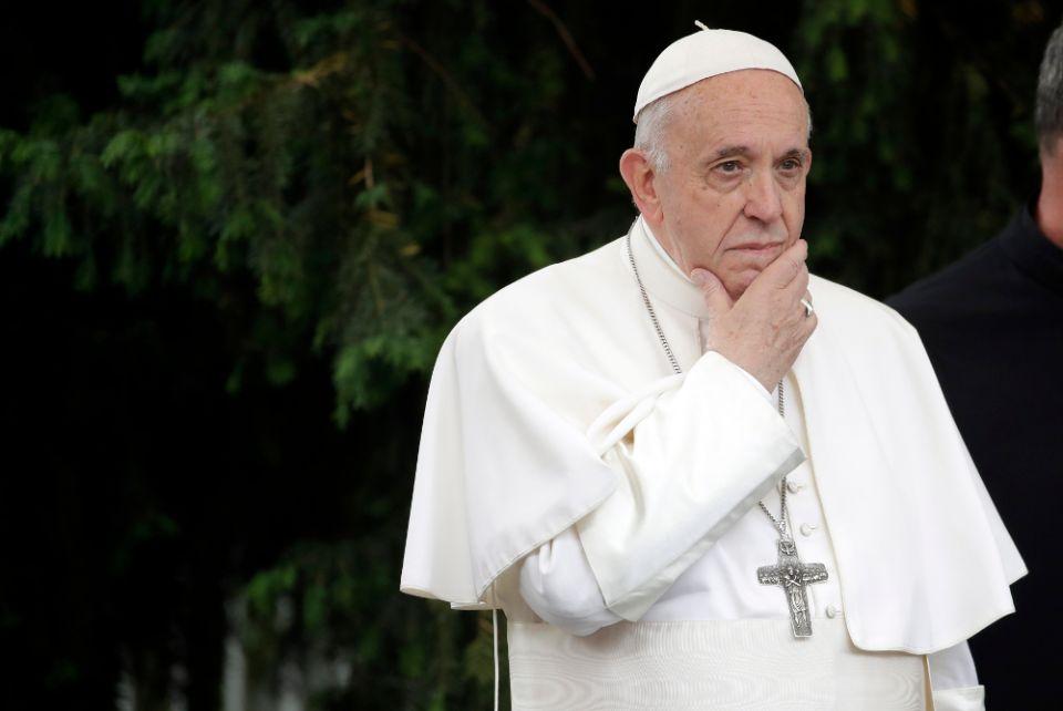 Papa Franja: Zaprepašćen sam nasiljem u SAD