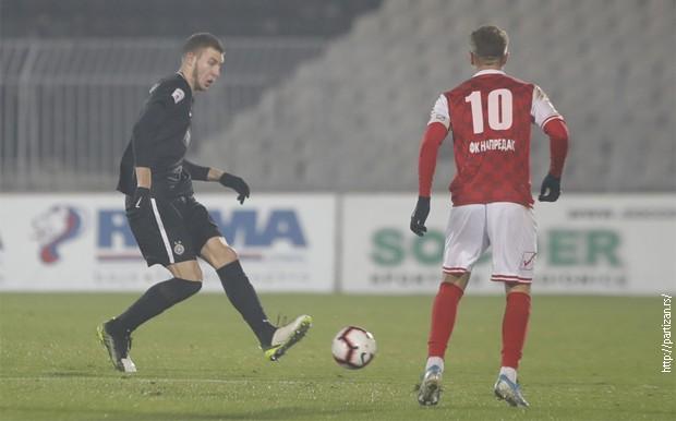 Partizan vodio 2:0, pa izgubio od Napretka u Humskoj