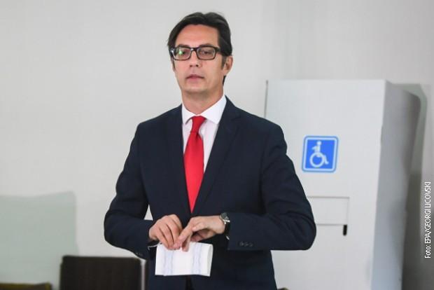 Pendarovski: Promena granica na Balkanu opasna ideja