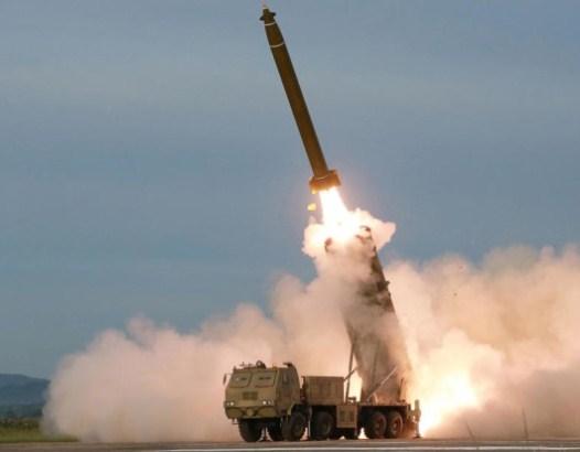 Pjongjang: Testovi novog naoružanja