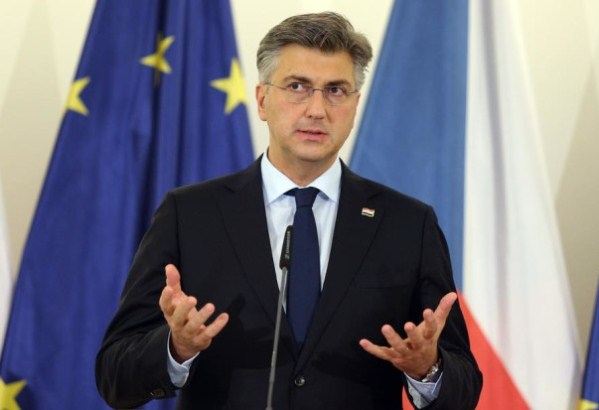 Plenković: Izbori u Hrvatskoj 22. decembra