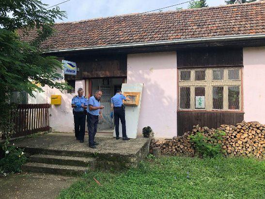 Opljačkana Pošta Srbije u Goraždevcu
