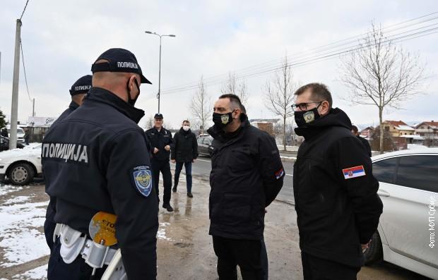 Niška saobraćajna policija za četiri dana otkrila 1.713 prekršaja