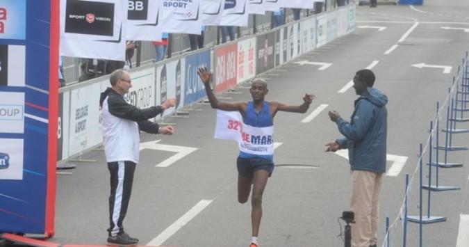 Kipruto i Parlov pobednici polumaratonske trke