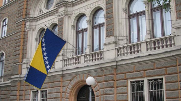 Komšić i Džaferović za, Dodik protiv priznanja Kosova
