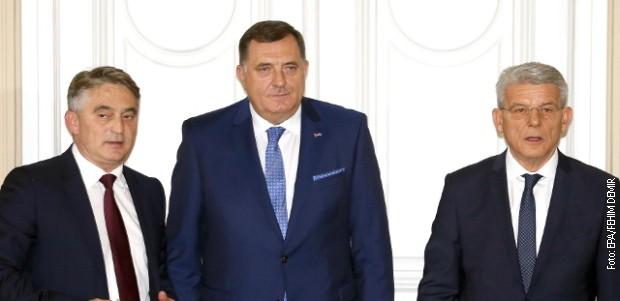Dodik preglasan, ide li BiH u spor sa Hrvatskom
