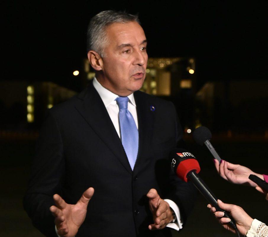 Đukanović: Sudbonosan trenutak za srpsko-albanske odnose