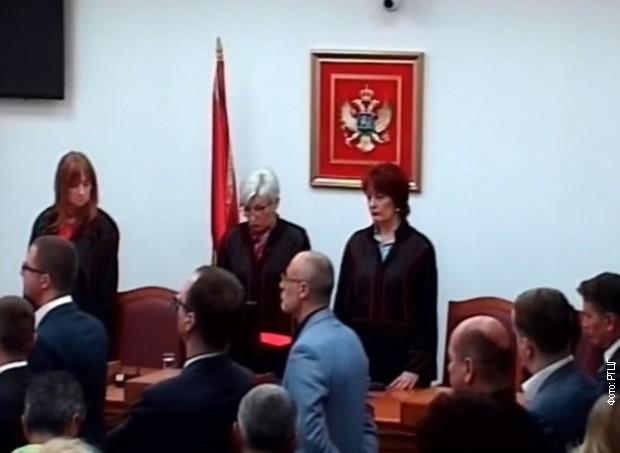 Crna Gora, optuženi za terorizam proglašeni krivim