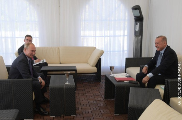 Putin i Erdogan pronašli