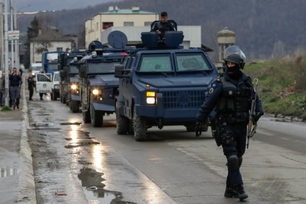 Svetske agencije o događajima na severu Kosova