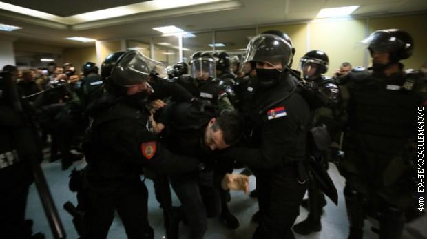 Savet Evrope o upadu u RTS