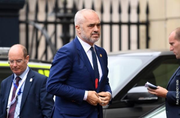 Rama: Albanija će podržati svaki sporazum Beograda i Prištine