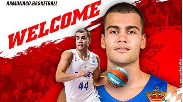 Rebić novi košarkaš Monaka