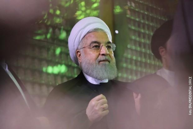 Rohani spreman za razgovore ako SAD pokažu poštovanje