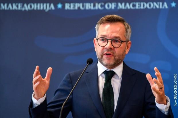 """Rot: Zapadni Balkan je """"centralni teren"""" EU"""