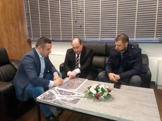 Kozarev i Popović o realizaciji najavljenih projekata
