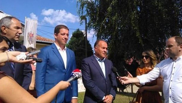 Đurić i Šarčević dobili dozvolu za ulazak na Kosovo