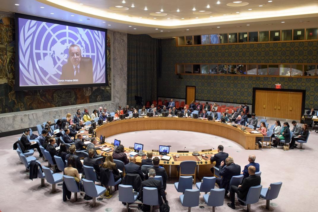 Rusija podnela SB UN svoju rezoluciju o Venecueli
