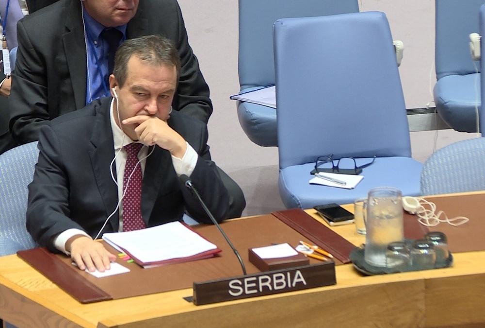 Dačić: Stanje na KiM daleko od stabilnog, rešenje samo dijalog