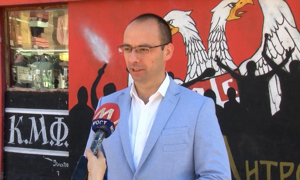 Simić: Nastavak dijaloga značajan za stabilizaciju prilika na terenu