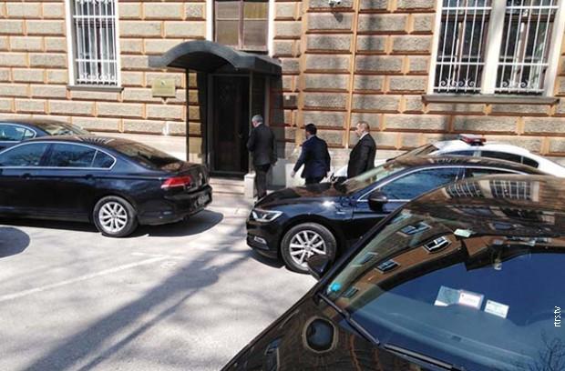 Počeo sastanak Dodika, Čovića i Izetbegovića o formiranju vlasti