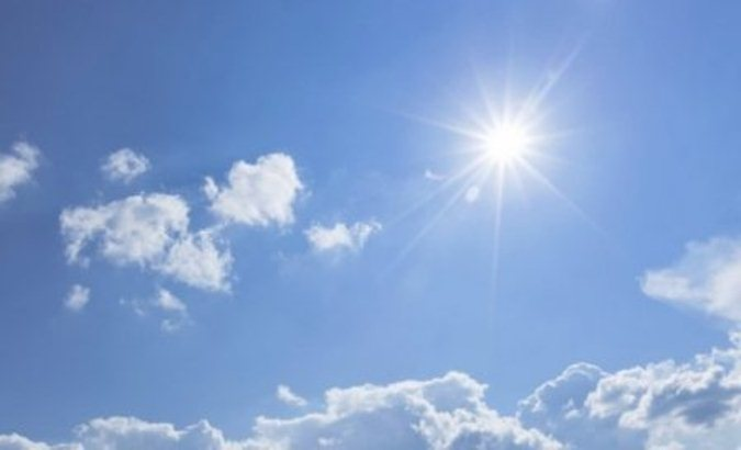 Pretežno sunčano i toplo