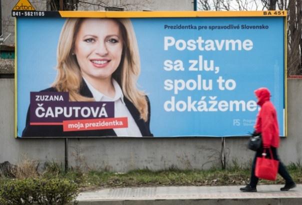 Predsednički izbori u Slovačkoj