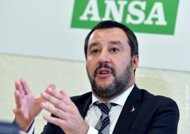 Salvini: Nema iskrcavanja migranata