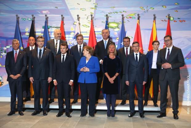 Fajnenšel tajms: Hladan tuš Francuske i Nemačke za nade Balkana