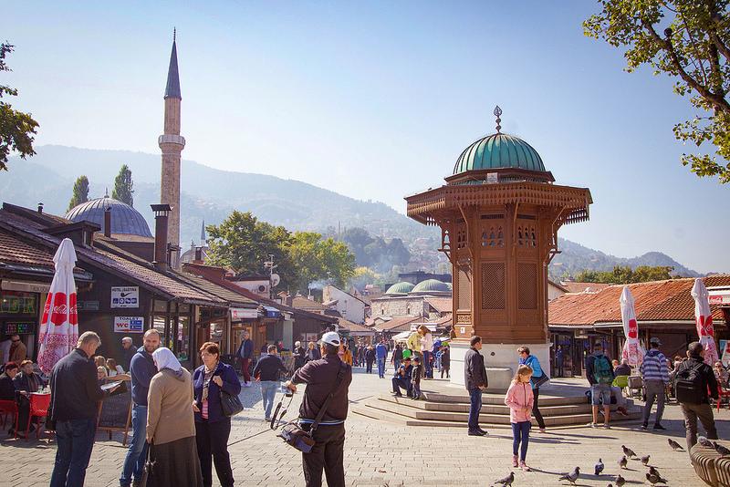 Sarajevo: Policija prebacuje sve migrante u prihvatne centre