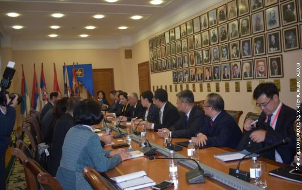 Šarčević sa Vangom: Uspešna realizacija projekata