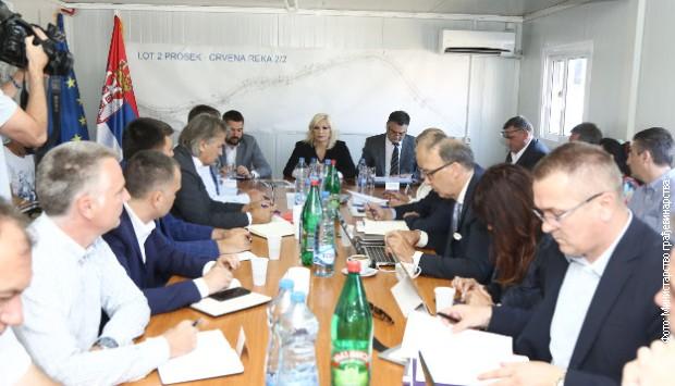 Mihajlović: Rešićemo sve probleme, auto-put gotov na jesen