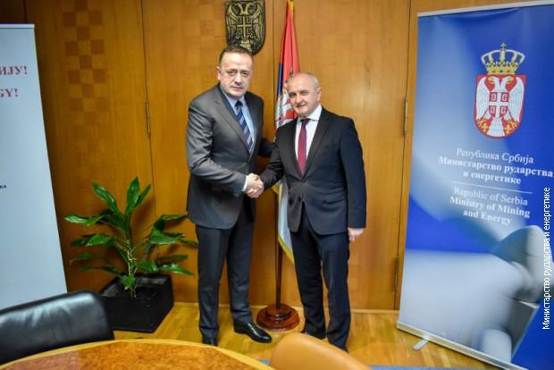 Sastanak ministara energetike Srbije i Republike Srpske