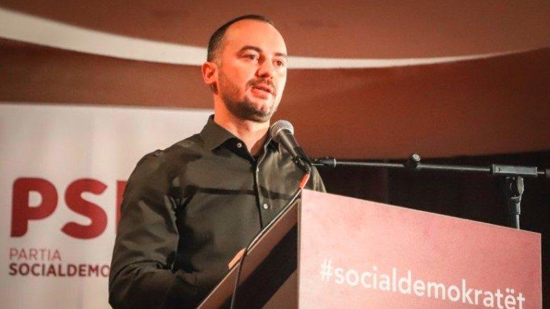 Špend Ahmeti podneo ostavku, nasledio ga Molićaj