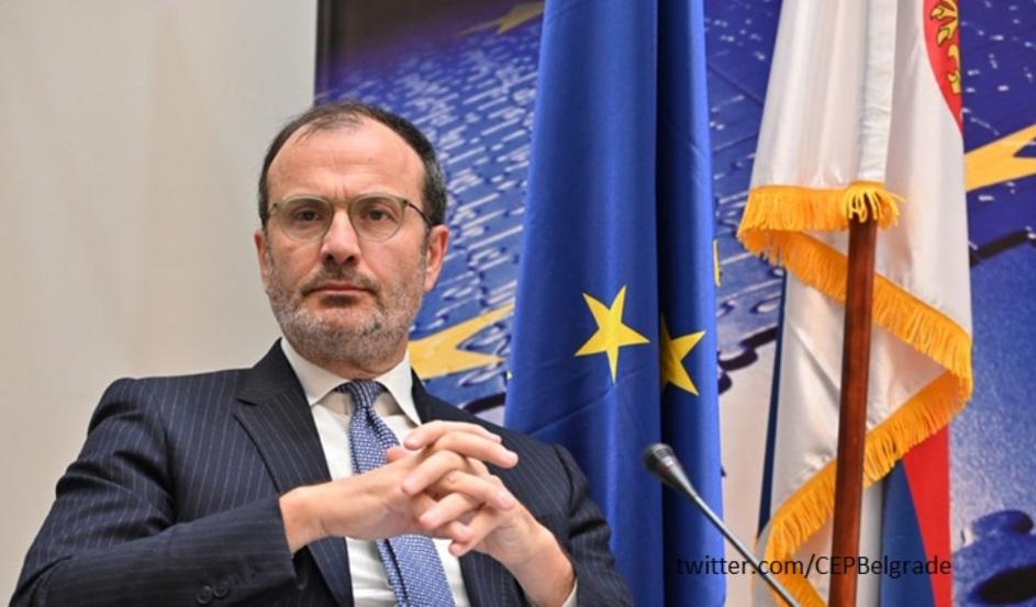 Fabrici: Srbija mnogo doprinela bezbednosnom mehanizmu Unije