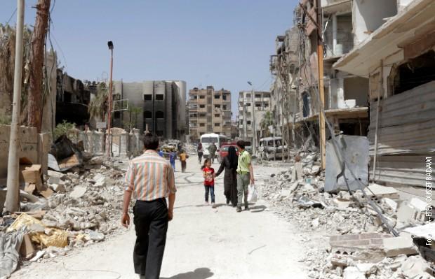 UN: Najteža noć u Siriji poslednjih 15 meseci
