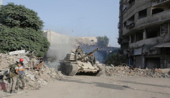 Neobičan sastanak vojnih lidera Sirije, Irana i Iraka