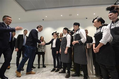Vučić: Ulažemo novac u turizam,podstičemo domaće investitore