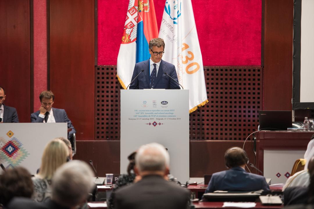 Usvojena Beogradska deklaracija na 141. zasedanju IPU