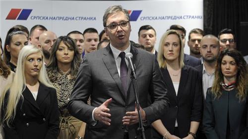 Vučić: Naš zadatak je pobeda