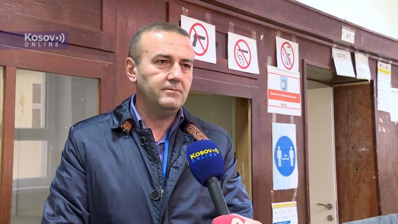 Dimitrijević: Preduzete su sve epidemiološke mere i glasanje protiče bez problema