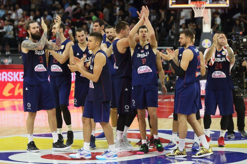 Srbija borbu za OI počinje protiv Dominikanske Republike